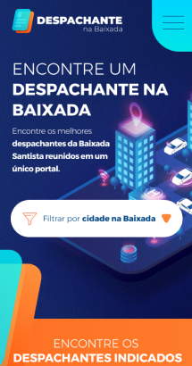 Despachante na Baixada | KBR TEC Web & Software
