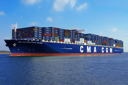 CMA-CGM | KBR TEC Web & Software