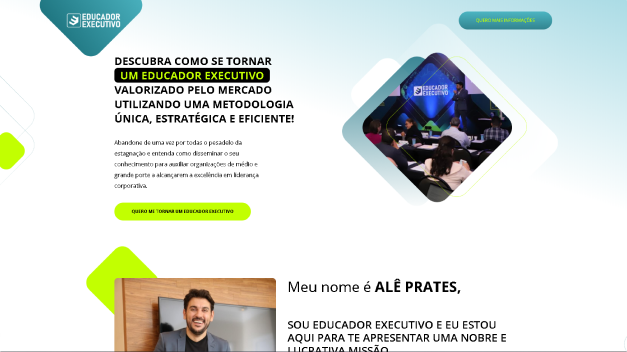 Educador Executivo | KBR TEC Web & Software